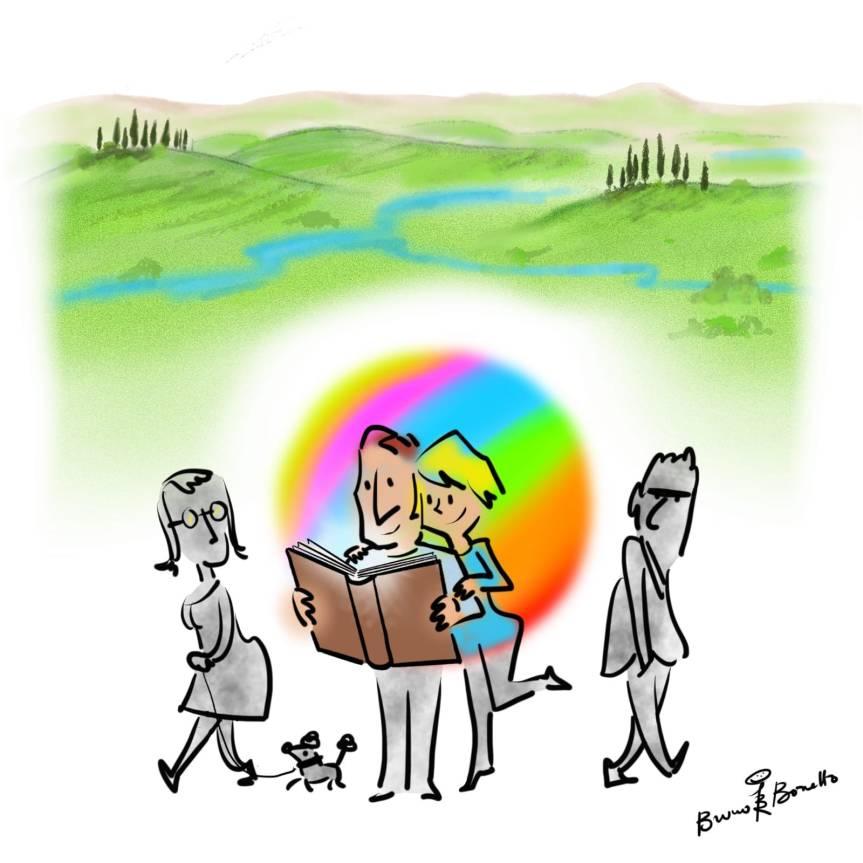 Provincia di Siena: San Quirico d'Orcia, la dodicesima edizione de 'I Colori delLibro'