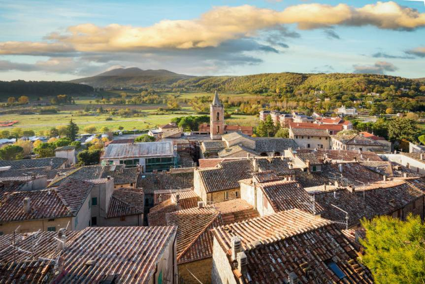 provincia di Siena, Sarteano, la cultura riparte: Aperti musei, castello, biblioteca e ufficioinformazioni