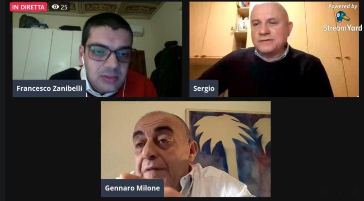 """Palio di legnano: Torna il mondo del Palio a """"Un quarto d'ora con…"""". Sebastiano Deledda e Gennaro Milone: due viteincrociate"""