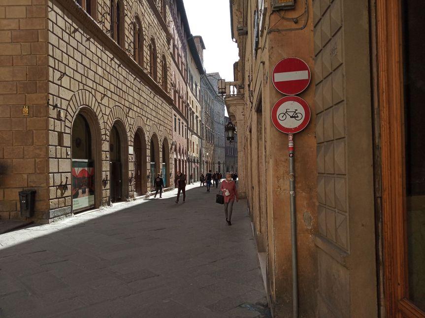 Siena: Oggi 27/02 Zona Rossa, la situazione incittà