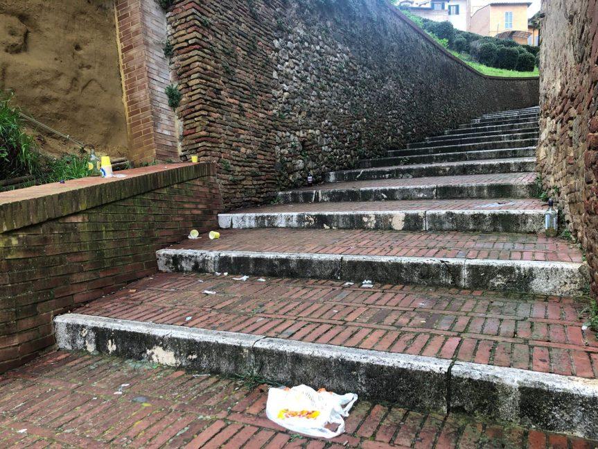 Siena: Movida non solo in Piazza delCampo