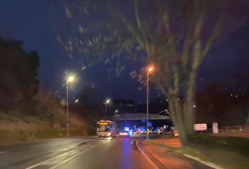Siena, Investita da un bus in Pescaia, grave un donna: Trasportata in codice rosso alleScotte