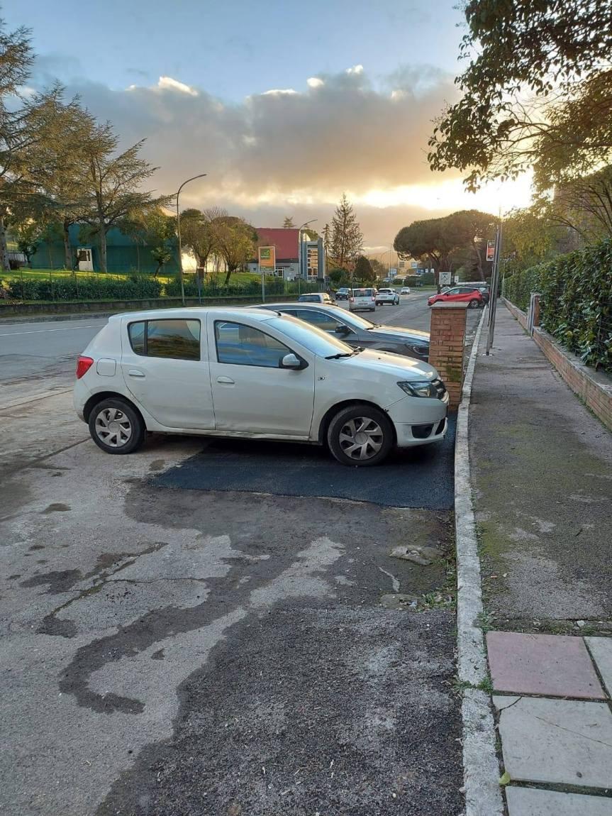 Siena: Oggi 03/02 rimosso il bagno chimico autopulente in ViaBanchi