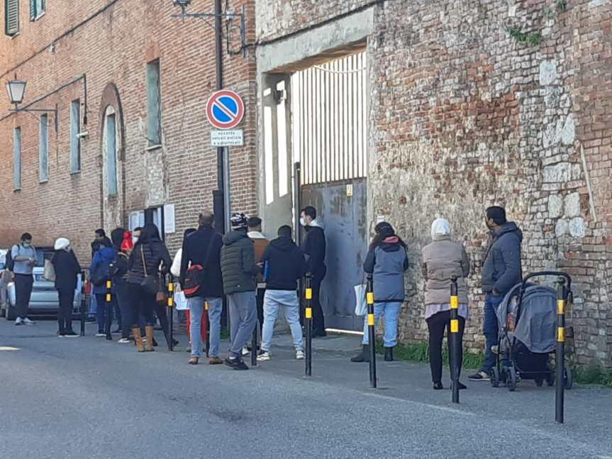 """Siena, Europa Verde: """"Spostare l'ufficio immigrazione di Siena per renderlo più sicuro pertutti"""""""