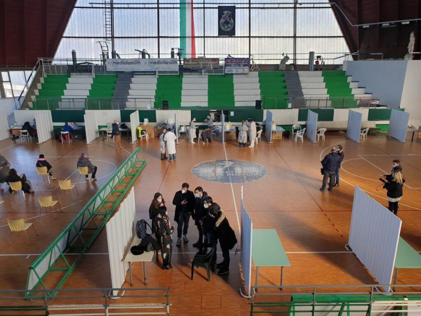 Siena e Provincia: Campagna vaccinale, 24.541 dosi somministrate nelle strutture Asl di Siena eprovincia