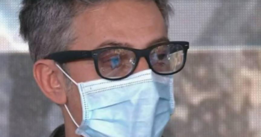 Italia, Sanremo 2021, Fiorello scoppia in lacrime in conferenza stampa: Il dramma di sua figlia, crollo alFestival