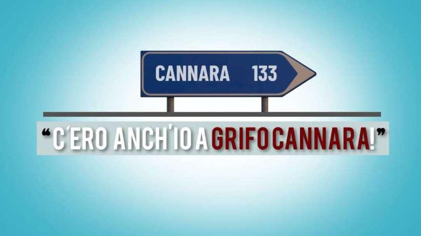 Siena: C'ero anche io a Grifo Cannara, oggi 09/03 alle21:30
