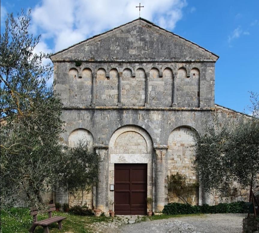 Provincia di Siena: La chiesa di San Giovanni Battista a Corsano e la leggenda della sposabambina