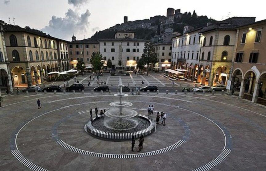 Provincia di Siena: Colle Val d'Elsa, messa in sicurezza l'area interessata dalla frana lungo il vicolo diSapia
