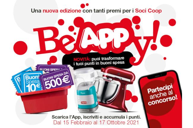 """Toscana: Il catalogo """"Be Appy"""" di Coop Centro Italia premiato come miglior campagna multicanaleitaliana"""