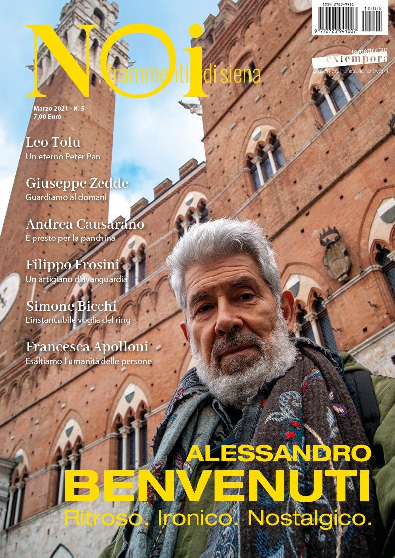 "Siena: ""Noi Frammenti di Siena"" torna inedicola"