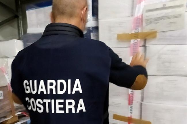 Siena e Provincia: La Guardia Costiera sequestra mezza tonnellata di prodotti ittici in provincia di Siena e aCecina