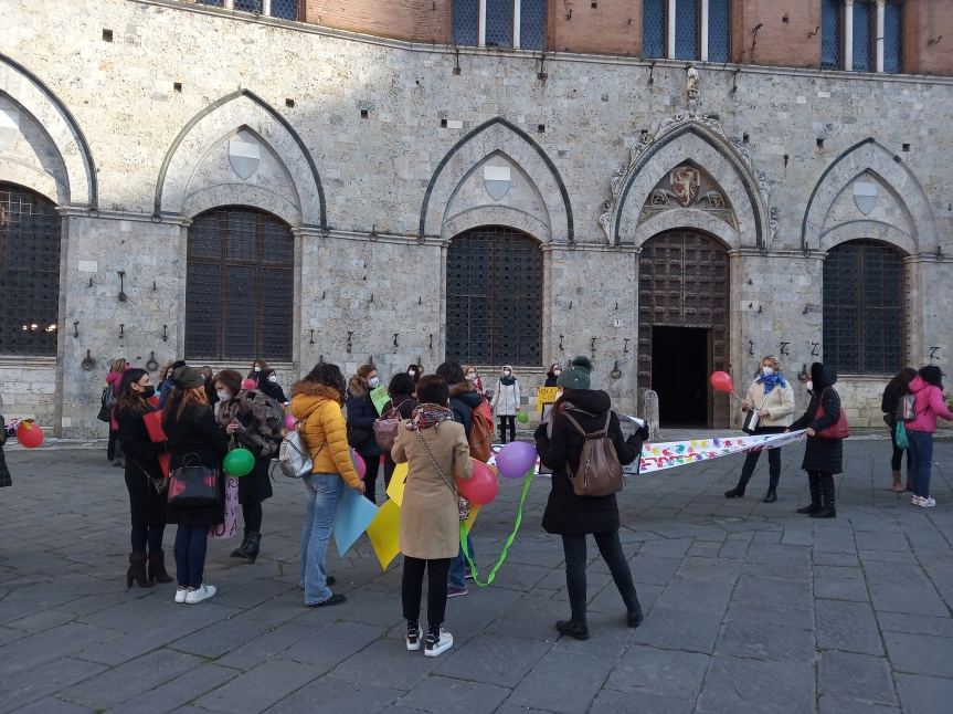"""Siena, Nido Le Biciancole, la Cgil attacca: """"Scelta politica, non c'entra ilbilancio"""""""