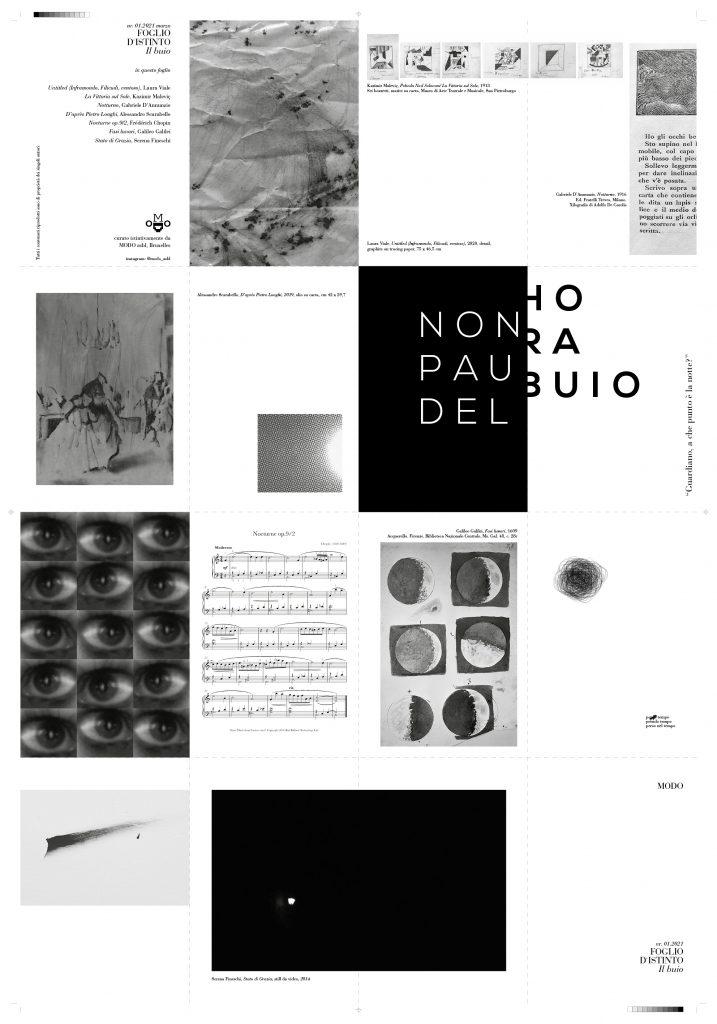 """Siena, """"Il buio"""": Prima tappa di un ritorno alla lentezza. Manifesti d'artista nelle strade della nostracittà"""