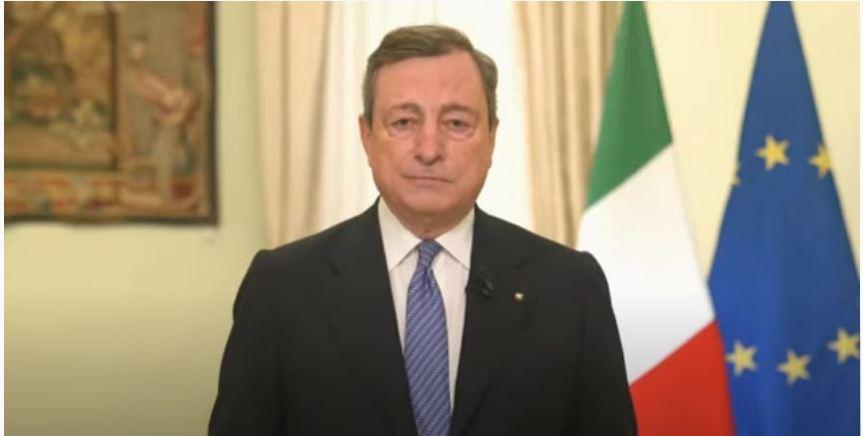 Italia: Draghi alla Conferenza 'Verso una Strategia Nazionale sulla parità digenere'