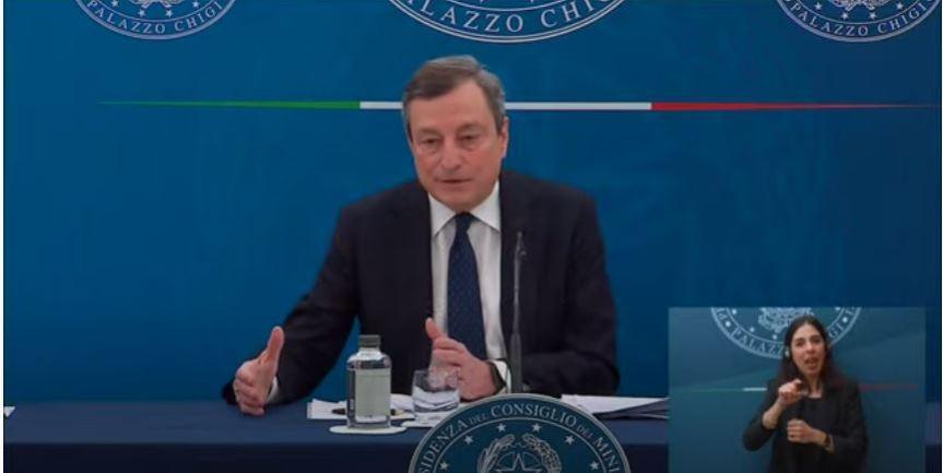 Italia, Il sistema Conte ha fallito: Il nuovo piano ristori diDraghi