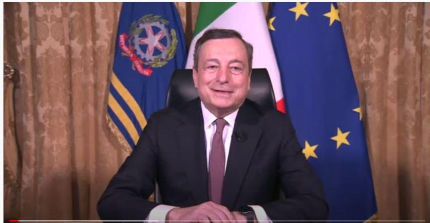Italia: Draghi richiama all'ordine Letta. Cos'è successo nel faccia afaccia