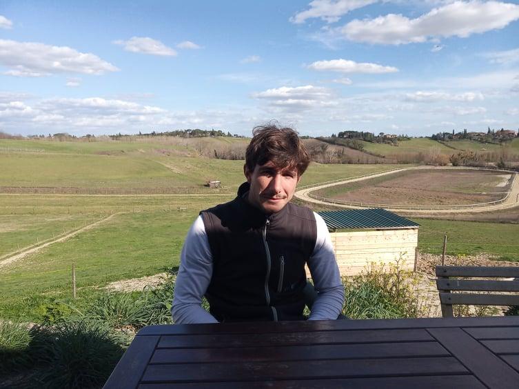Palii e Corse: Oggi 13/03 Intervista al fantino MattiaChiavassa