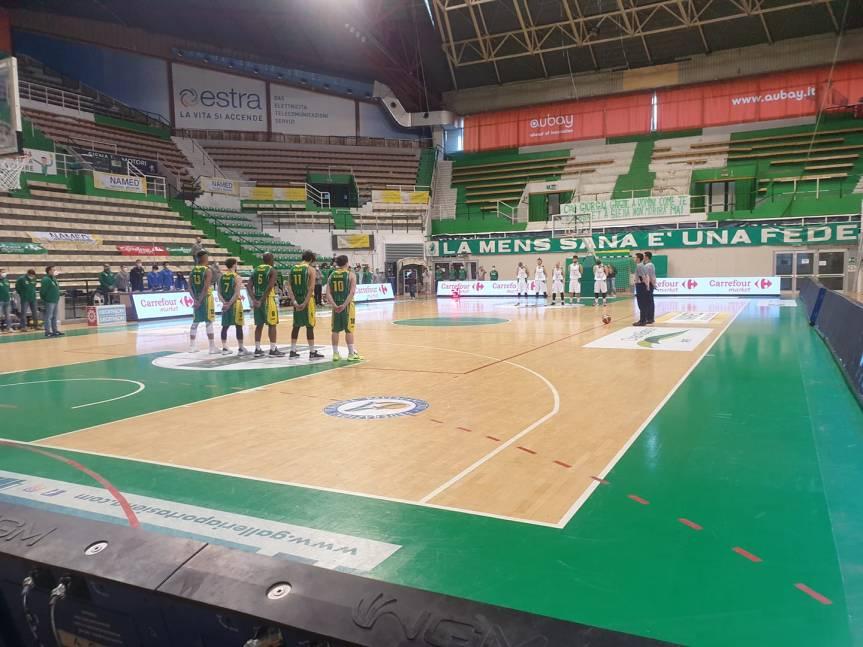 Siena: La Mens Sana fa suo il derby con ilCostone