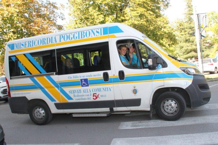 Provincia di Siena: Rafforzati i trasporti sociali inValdelsa