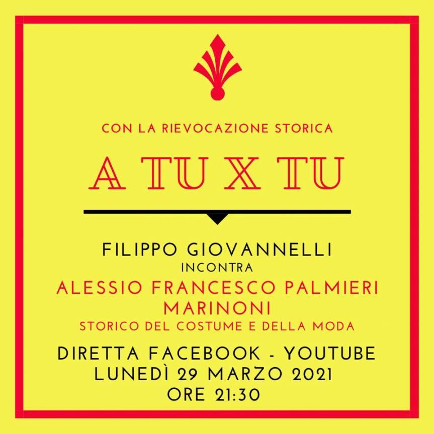 Palio di Legnano: A Tu X Tu con la rievocazione storica con Alessio-Francesco Palmieri-Marinoni