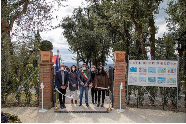 Provincia di Siena, Riapre il Parco dei Forti: 500mila euro di investimento per uno degli spazi più belli diChiusi