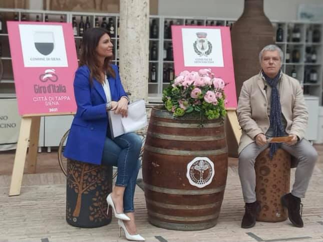 Siena: Al bar dello Sport – Ep. 37 Giro d'Italia nelle terre diSiena