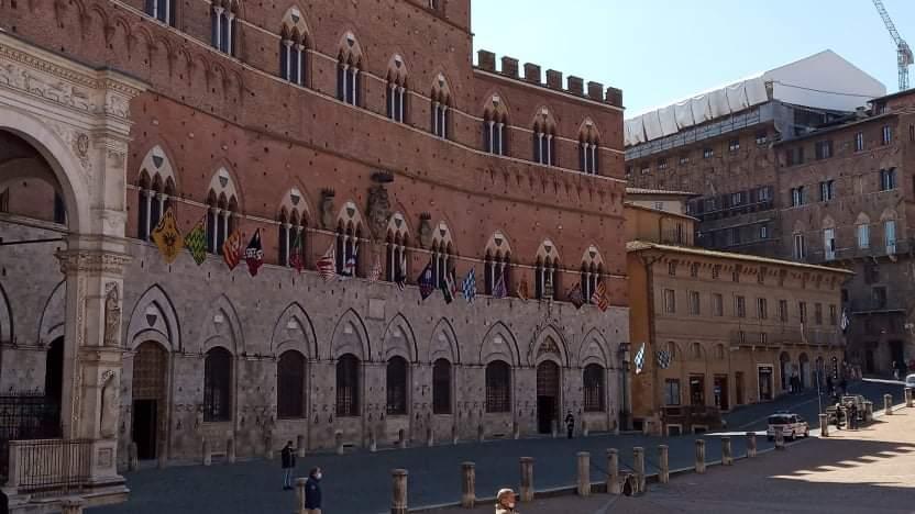 Siena: Oggi 25/03 inizio Lectio Magistralis a PalazzoPubblico
