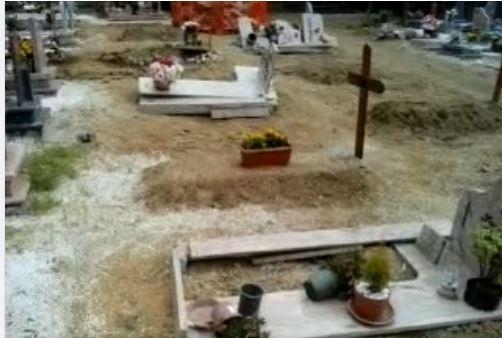 Siena: Oggi 25/03 riesumate circa 25 salme al Cimitero di Sant'Andrea aMontecchio