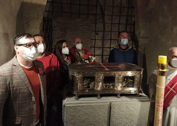 Palio di Asti, Comitato Palio Rione San Secondo: Il Rione ha commemorato il martirio del Santo Patronocittadino