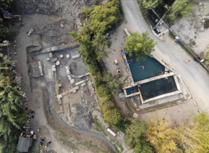 """Provincia di Siena, Scavi del Santuario di Apollo di San Casciano dei Bagni: """"Scopertasensazionale"""""""
