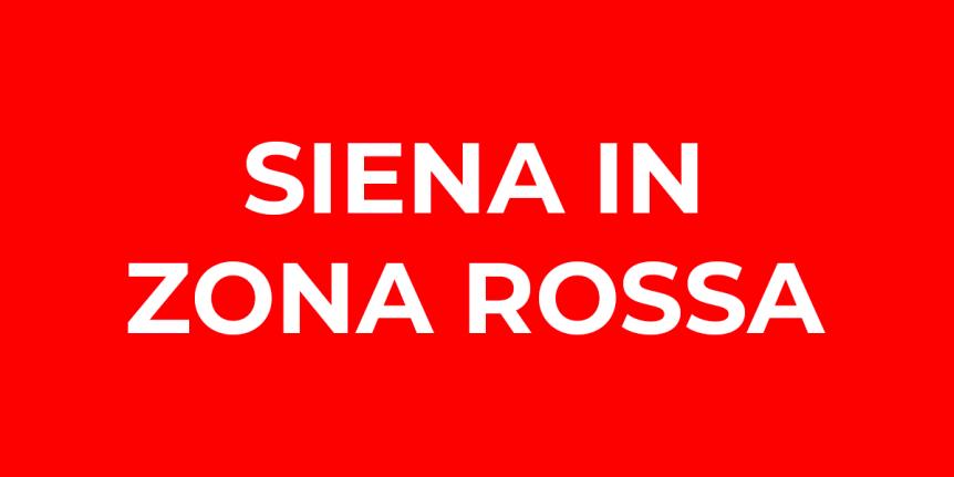 Siena, Covid: La nostra città sarà ancora zona rossa, chiuse tutte lescuole