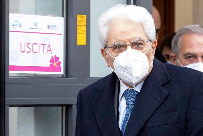 Italia: Mattarella ha ricevuto la seconda dose divaccino