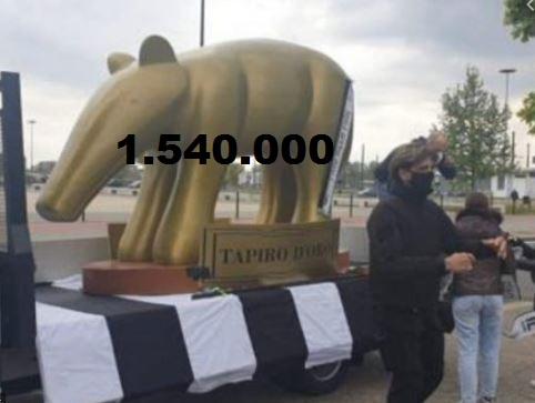 Massi Lo Sà, Nuovo Record del Blog: Raggiunta quota 1.540.000visite