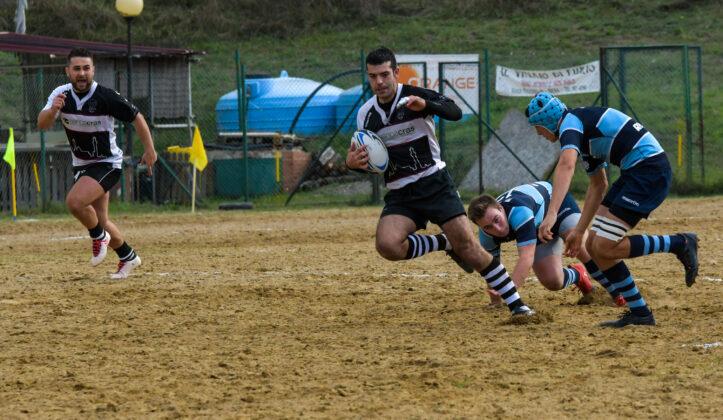 Siena: Banca Centro Cus Siena Rugbyriparte