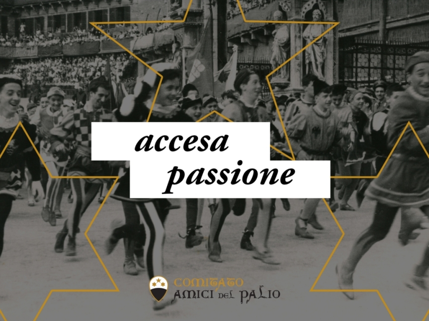 """Palio di Siena: Comitato Amici del Palio, grande successo dell'iniziativa """"Accesapassione"""""""