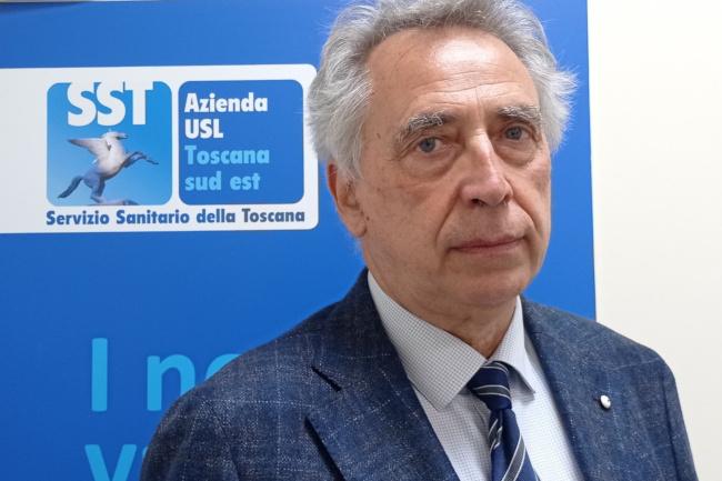 Toscana: dottor Alessandro Cosimi nuovo direttore dell'Uoc Screening dell'Asl Toscana sudest