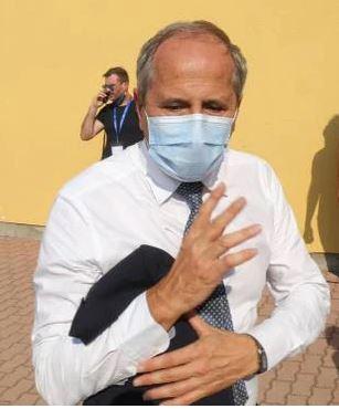 Italia: Crisanti indagato per le critiche ai test rapidi. La lite con la Regione finisce inProcura