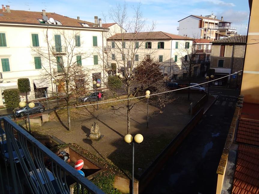 Provincia di Siena: Chiusi Stazione, proseguono i lavori in piazzettaGaribaldi