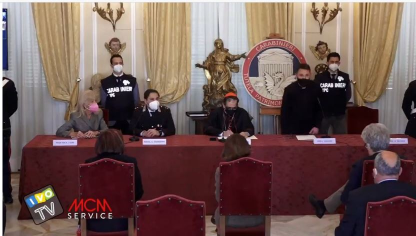 Siena: Oggi 26/04 Conferenza stampa di presentazione del ritrovamento del celebre Reliquiario di San Galgano SanGalgano