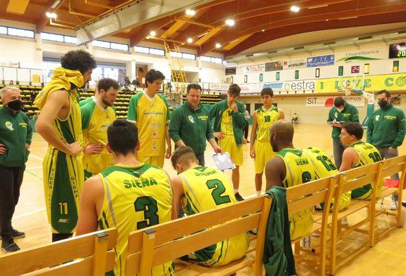 Siena: Basket, Vismederi Costone proiettato verso ilderby