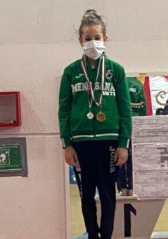 Siena: Ginnastica artistica, Daisy Pascariu Campionessa Regionale vola agli Italiani dimaggio