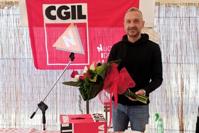 Siena: Duccio Romagnoli nuovo segretario provinciale di NIdiLCGIL