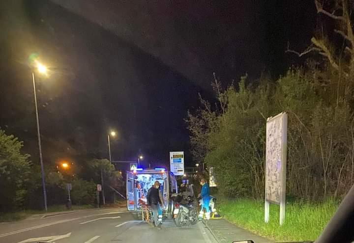 Siena: Oggi 04/04 Incidente in Viale Scalo fra scooter ecapriolo
