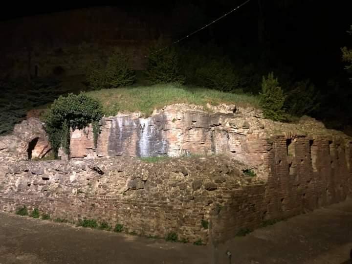 Siena: Oggi 09/04 ripristinata illuminazione pubblica al Fortino delle DonneSenesi
