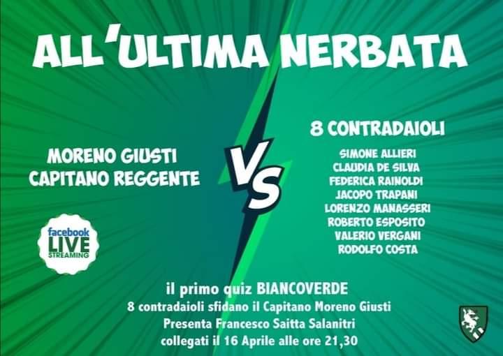 """Palio di Legnano, Contrada San Domenico: 16/04 """"All'ultima nerbata"""""""