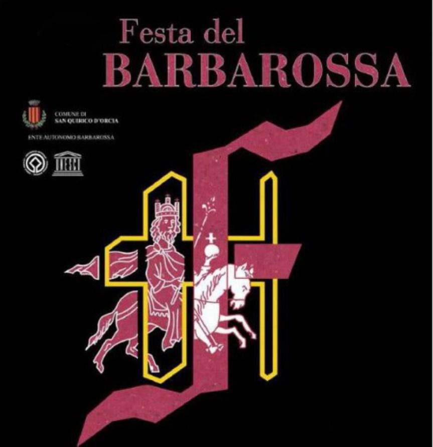 Provincia di Siena: Annullata la Festa del Barbarossa 2021 di San Quiricod'Orcia