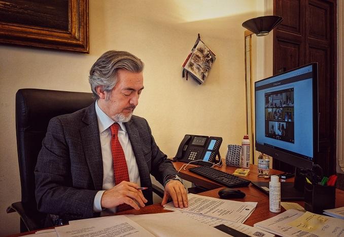 Ippica: Battistoni del Mipaaf effettua un'esposto alla procura di Pisa per i fatti avvenuti all'Ippodormo SanRossore