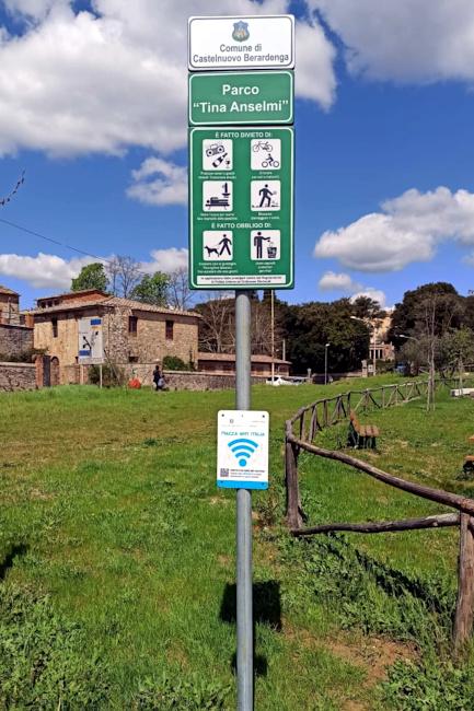 Provincia di Siena, Castelnuovo: Attivi 6 hotspot Wi-Fi per accesso gratuito aInternet