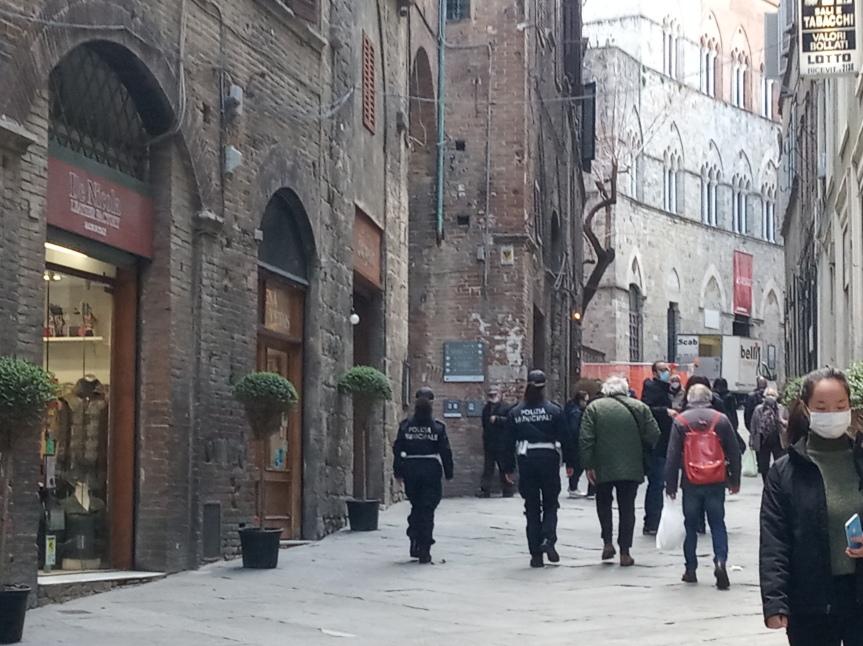 Siena: Bollettino viabilità n. 38 del2021